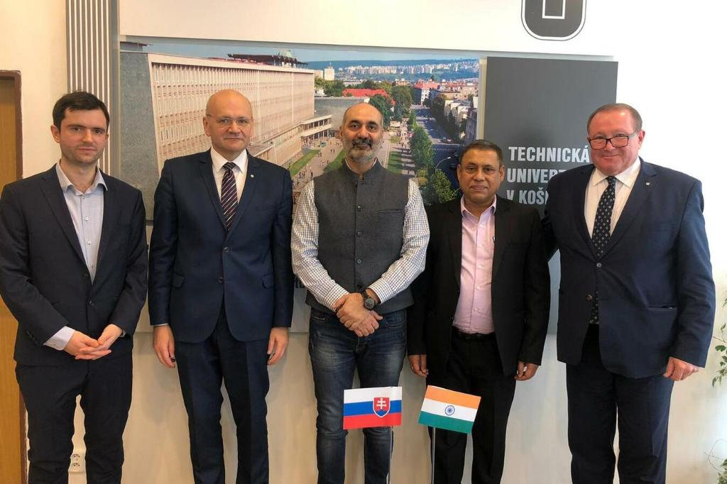 TUKE cooperation with India continues