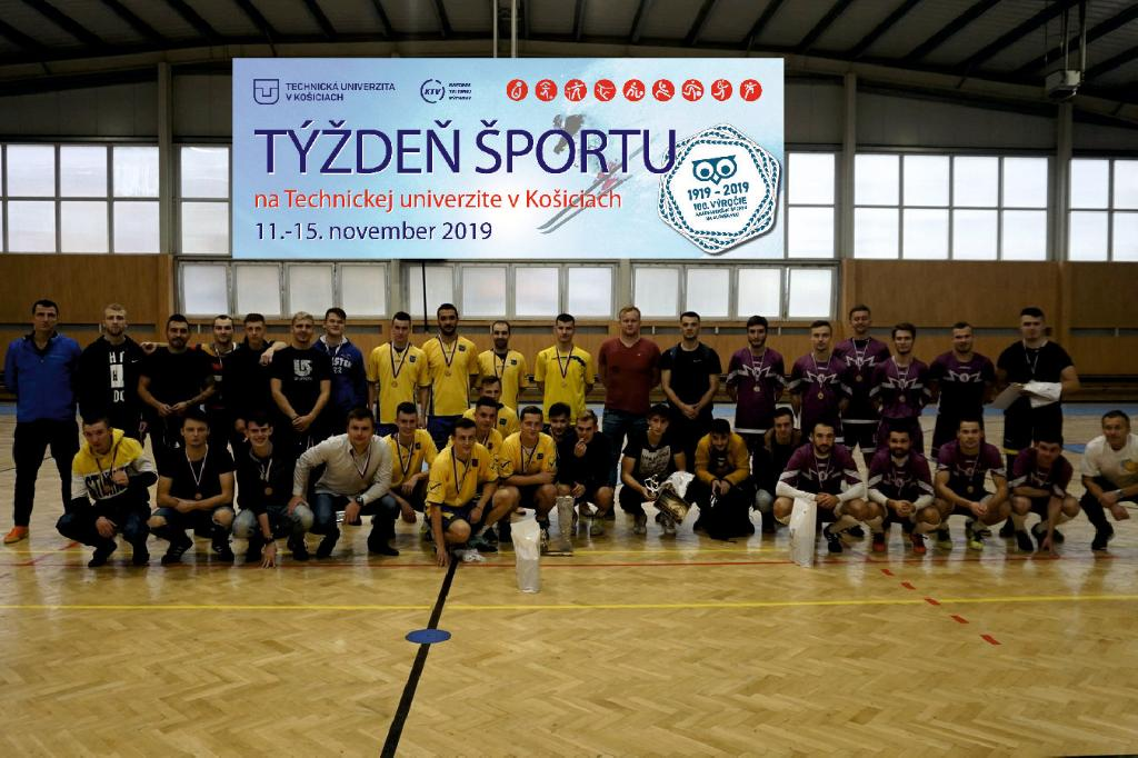 Week of Sport at TUKE 2019